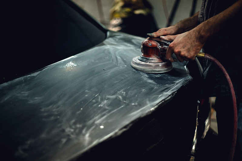 What Is Color Sanding